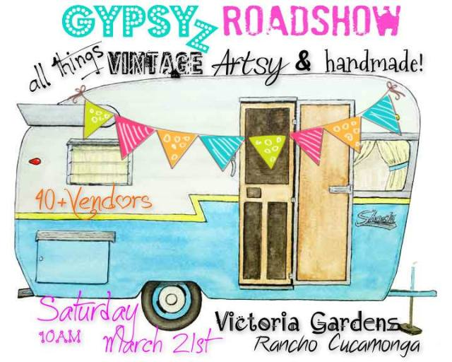 Gypsyz Roadshow Craft Boutique