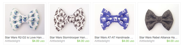 Star Wars Bows